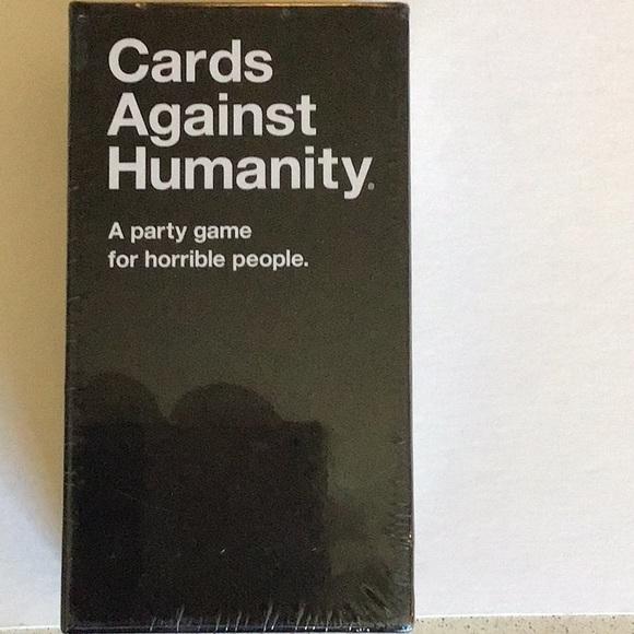 Cards Against Humanity card set NWOT